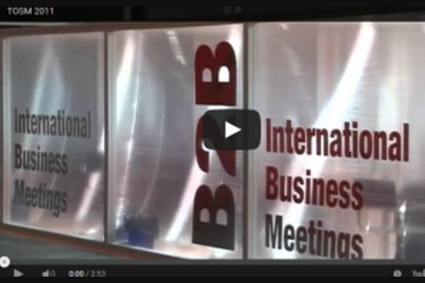 International TOSM & smart mobility meetings